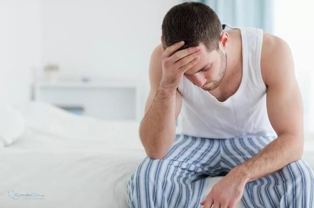 Низкая потенция у мужчин: причины, симптомы, лечение