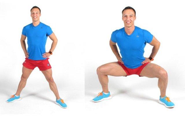 Приседания для потенции со штангой и без: влияние, польза для мужчин