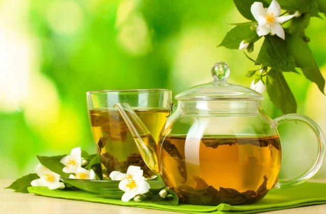 Зеленый чай: польза и вред для мужчин, влияние на потенцию