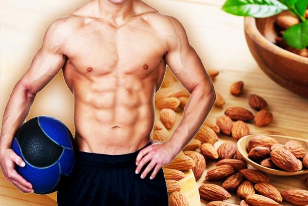 Миндаль для мужчин: польза и вред для потенции, рецепты и отзывы