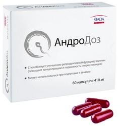 Андродоз: инструкция по применению, цена, отзывы и аналоги