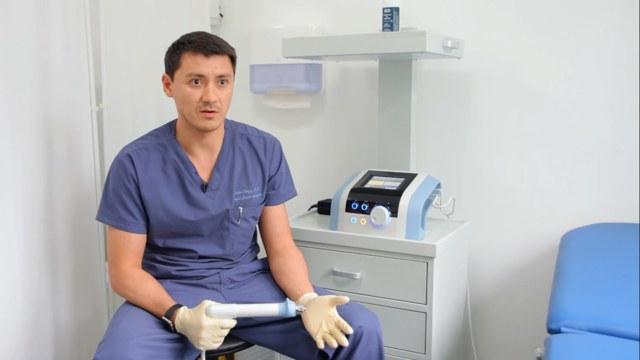 Ударно-волновая терапия при импотенции и для улучшения потенции