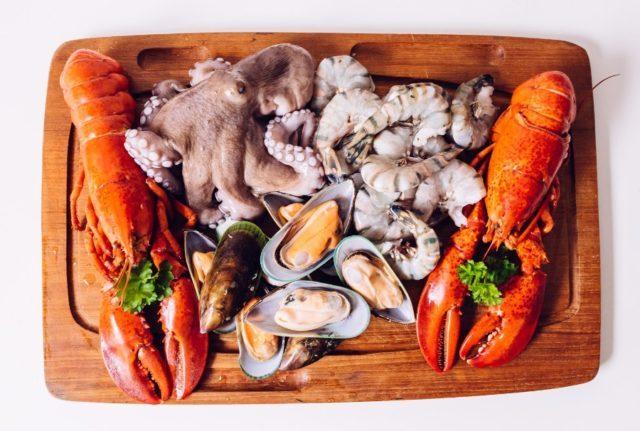 Морепродукты для потенции: какие морепродукты улучшают эрекцию?