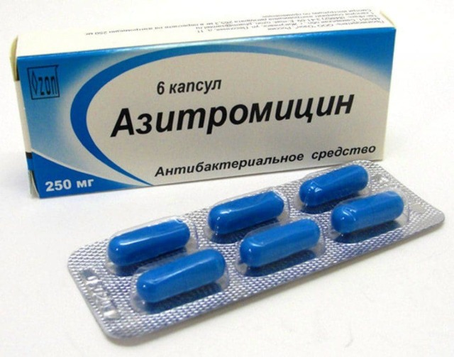 Азитромицин при простатите: схема лечения, отзывы мужчин