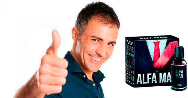 alfa man — капли для мощной потенции в 2020 году, цена на Альфа Мен, отзывы и возможность купить