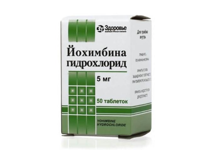 Препараты для лечения эректильной дисфункции у мужчин. ТОП-5