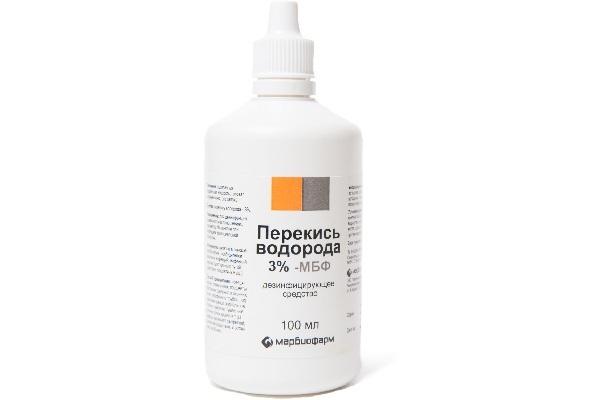 Лечение простатита перекисью водорода по Неумывакину: отзывы и применение