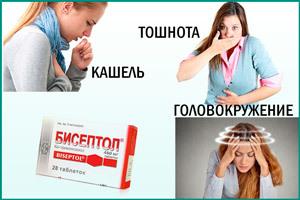 Бисептол при простатите: лечение, как принимать, отзывы