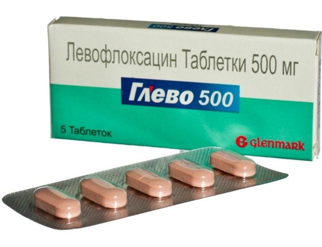 Левофлоксацин при простатите: курс лечения, отзывы мужчин
