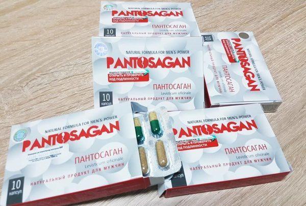 pantosagan (Пантосаган): инструкция, отзывы, цена и где купить препарат