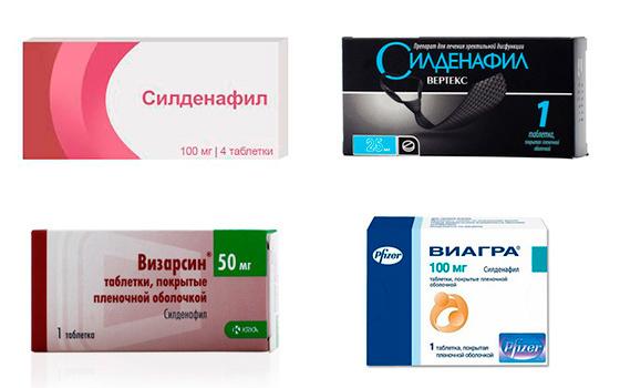 Что это за таблетки Силденафил с3: инструкция и отзывы, цена