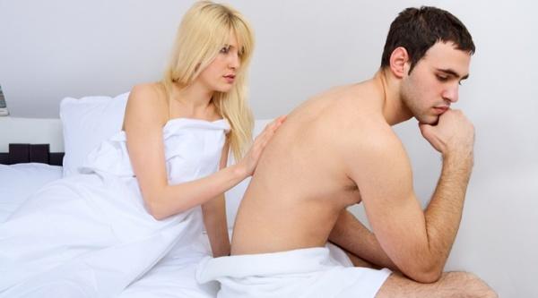 У мужа проблемы с потенцией - что делать жене?
