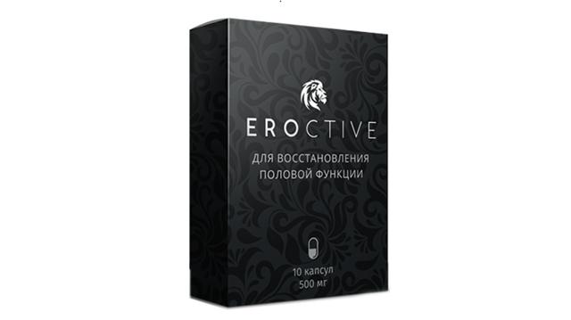 eroctive (ЭРОКТИВ) для потенции: отзывы, цена и где купить, инструкция
